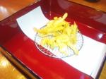 小えびの天ぷら